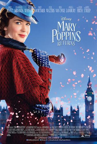 Mary Poppins Returns (BRRip 720p Dual Latino / Ingles) (2018)