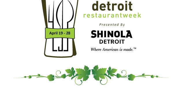 Santorini Detroit Restaurant Week