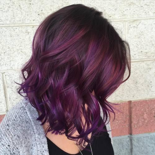 12 Warna Rambut Cantik Yang Cocok Untuk Kulit Gelap Aneka