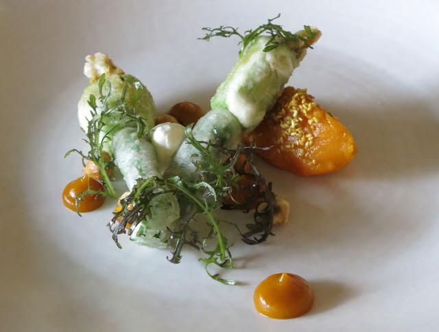 Morris Jones & Co, Windsor, zucchini flowers