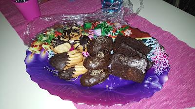 Christmas sweets awaiting us