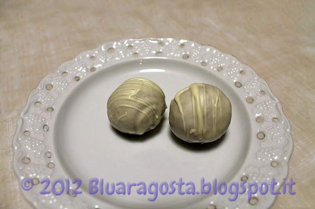 dolcetti al cocco e cioccolato bianco
