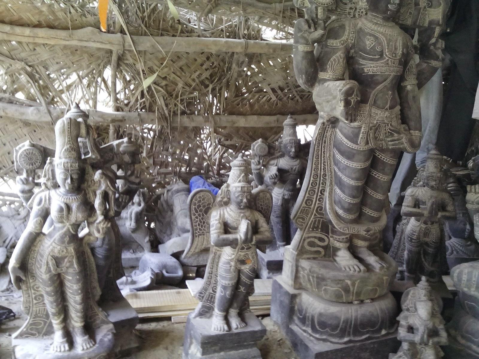 Shilpis in Tirupati m.venkatesh