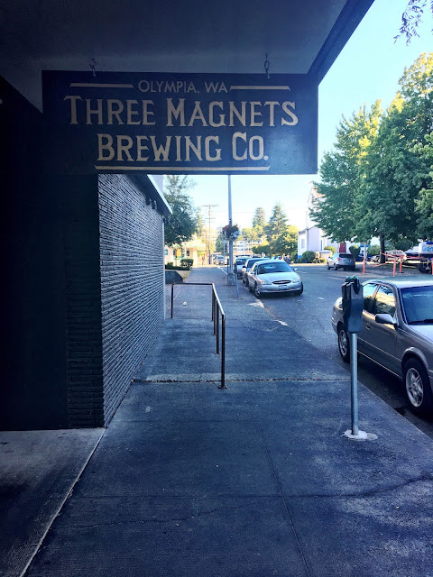 Three Magnets Brewing Co. in Olympia, WA | A Hoppy Medium