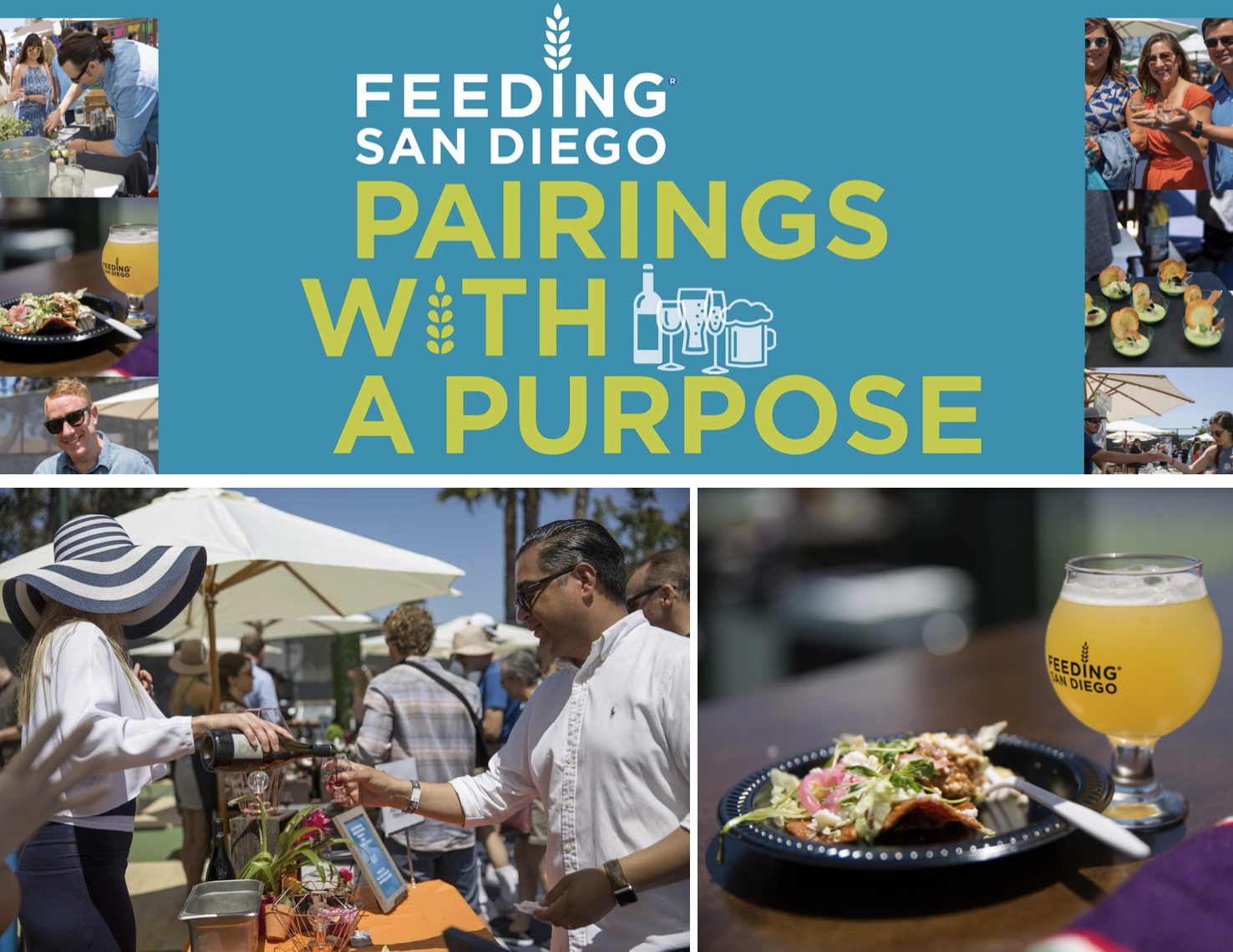 SanDiegoVille: Feeding San Diego\'s Pairings With A Purpose Tasting ...