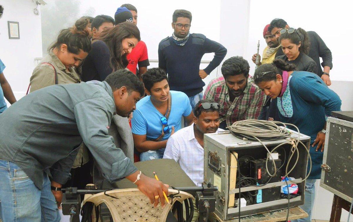 Kajal Kavalai Vendam Movie Teaser