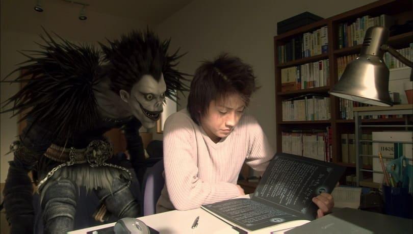 Filme Death Note - Trilogia - Legendado para download via torrent 1080p Bluray