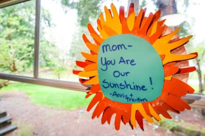 Special Mother Day Crafts Preschoolers Can Make