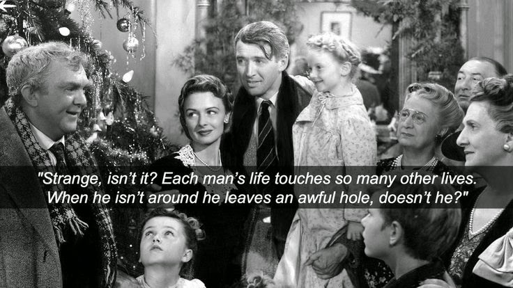 A Wonderful Life Quote
