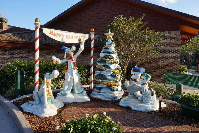 Disney Springs, Ikuinen joulu lasten kanssa
