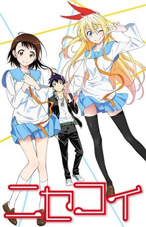 Nisekoi Season 01, 02 (+OVA)