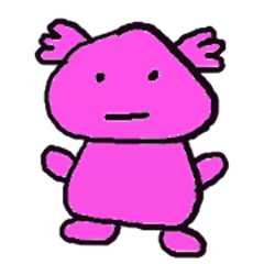Want to become a constellation Axolotl.