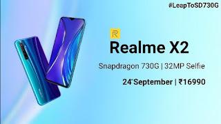 Harga dan spesifikasi lengkap Realme X2