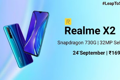 Ini dia Spesifikasi Lengkap Realme X2