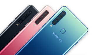 All in One Samsung Galaxy A9 best camera smartphone in the world today
