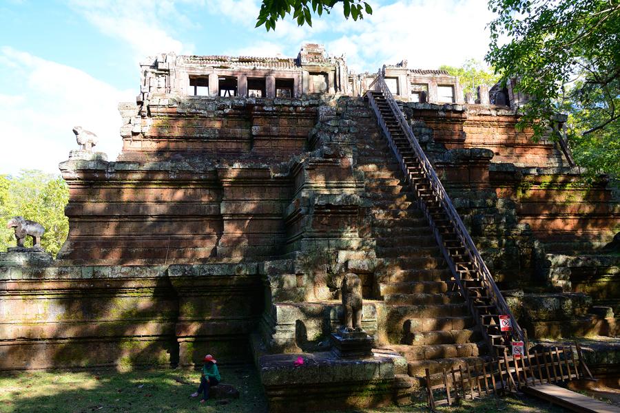 Angkor Thom, Phimeanakas