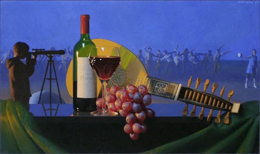 Cuadros modernos pinturas y dibujos magistrales for Pinturas bodegones modernos