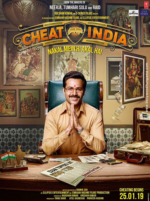 Why Cheat India (2019) Hindi PRE DVDRip x264 AAC