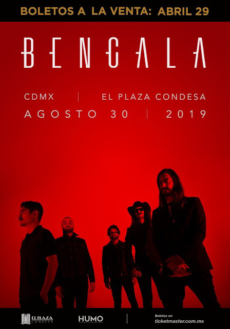 Bengala en Plaza Condesa