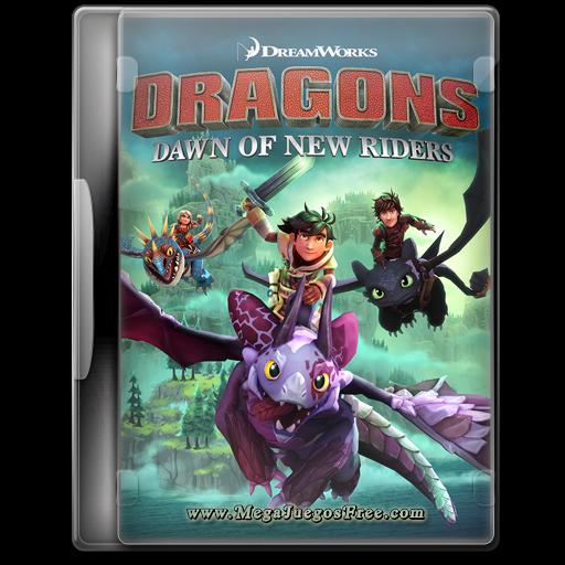 DreamWorks Dragons Dawn of New Riders Full Español
