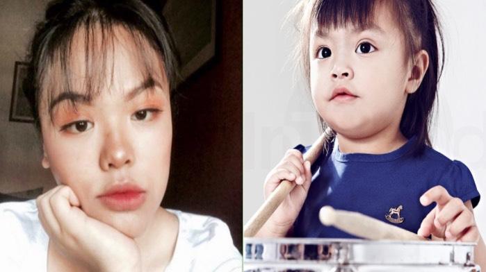 Kembar Lara Alana, Anak Schawal Ditemui
