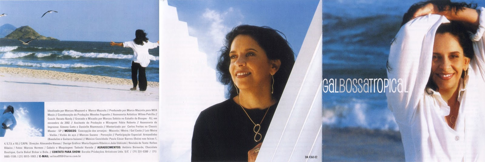 cd gal costa bossa tropical