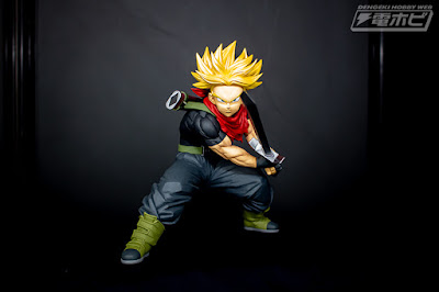 Super Saiyan Trunks Transcendence Art Vol.5 de Super Dragon Ball Heroes
