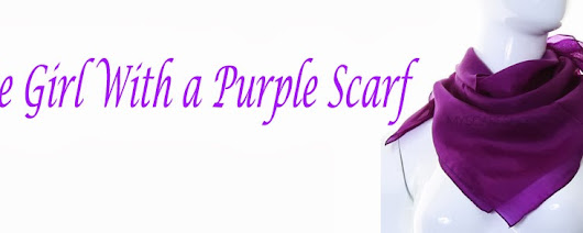 Life is all about taking risks- Random Scribblings ~ The Girl with a Purple Scarf