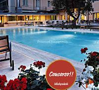 Logo Vinci gratis un soggiorno per 2 persone al Grand Hotel Croce di Malta