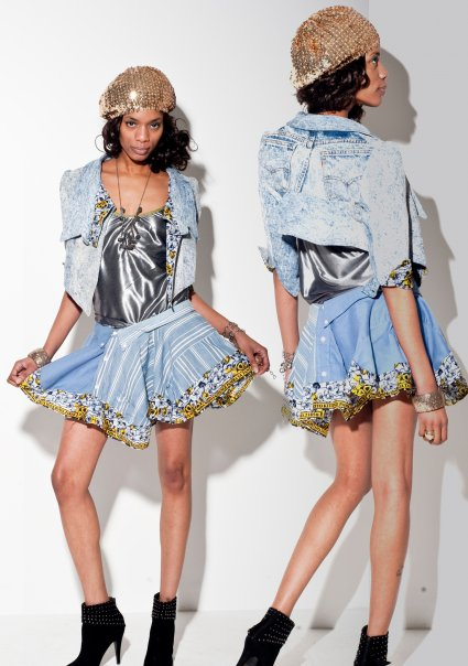 Fashion Mia Online Customer Reviews: Fashion Link: Mia Nisbet Chimwembe