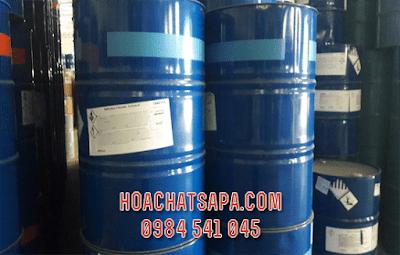 Hóa Chất SAPA | Dung môi Methylene Chloride (MC)