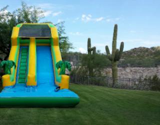 AZ water slide rentals