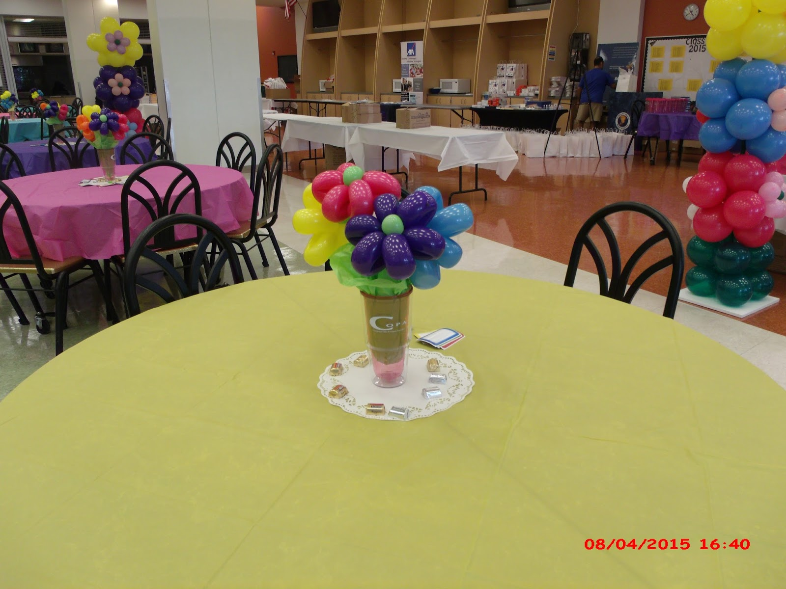 Getting ideas as i go along in life: Balloon Decoration / Balloon ...