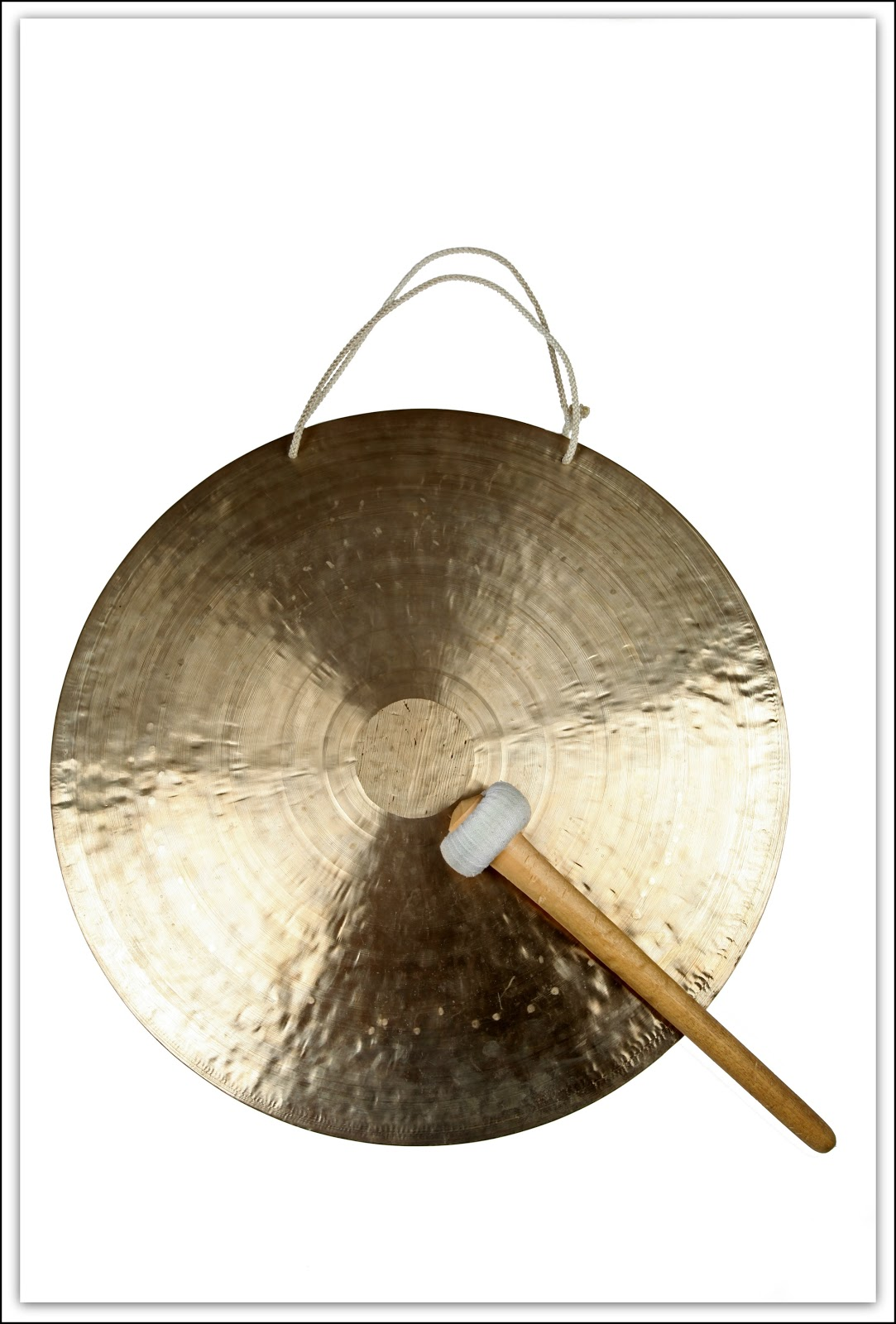 how to make a chinese gong