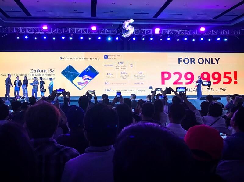ASUS ZenFone 5Z Unveiled!