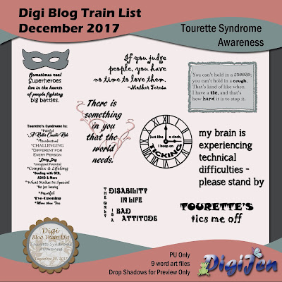 DBTL: Tourette Syndrome Awareness