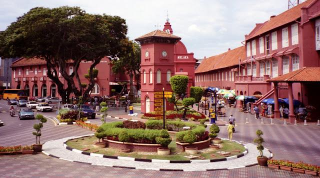 Wilayah Asam Pedas Dan Peranakan... Jom Bersantai Di Melaka!
