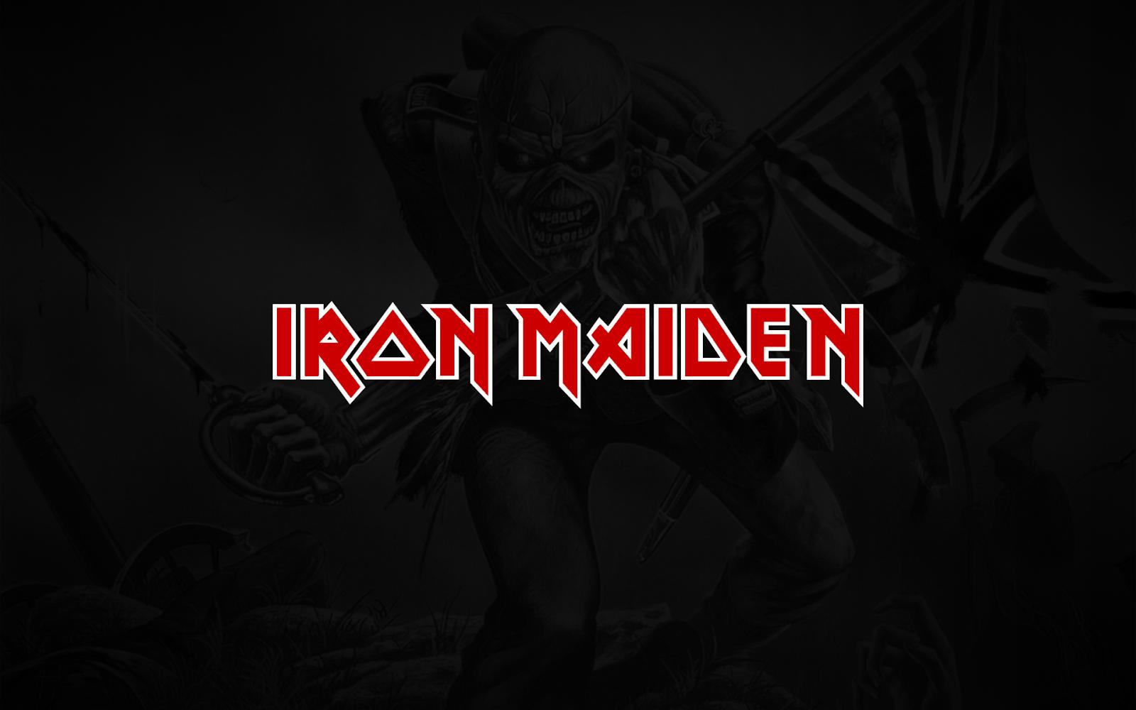 Wallpapers HD: Pack De 57 Wallpapers De Iron Maiden