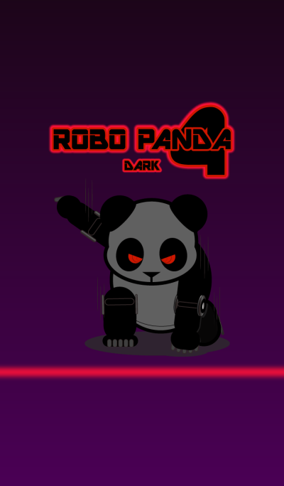 ROBO PANDA 4 -Dark-
