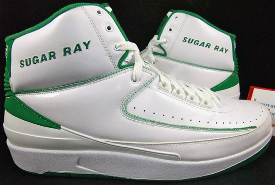 quality design d1d51 2ab0f vivid and air jordans 8 retro pe sugar ray allen