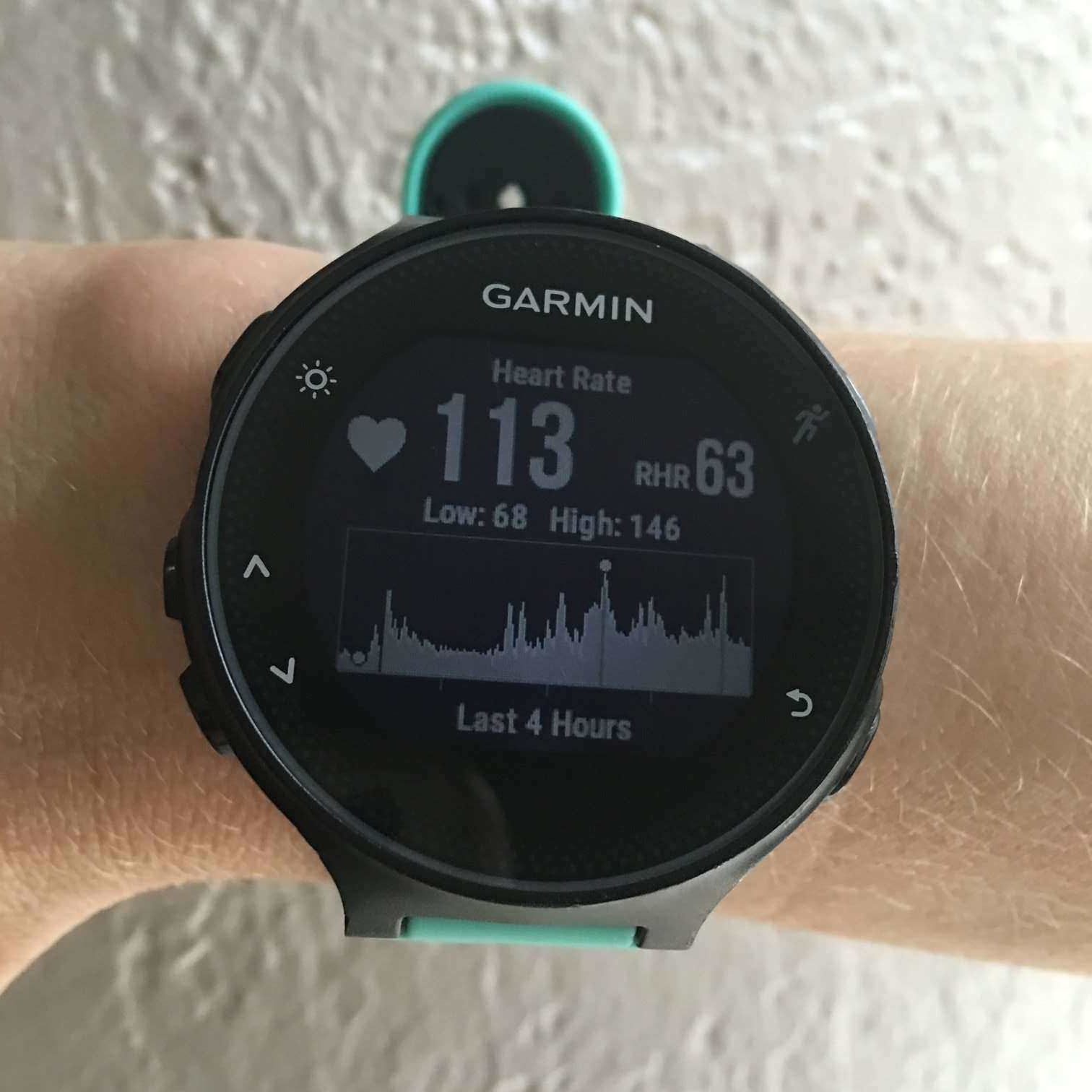 Runnergirl Training: Benefits of a Heart Rate Monitor