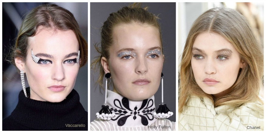 Fall '16 Makeup Trends Textured Eyes
