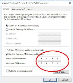 Tips lain mengatasi propagasi DNS secara cepat cuma 5 menit
