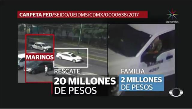 VIDEO ASÍ MARINOS DEL 29 BATALLÓN DE INFANTERIA LEVANTAN  A EMPRESARIO
