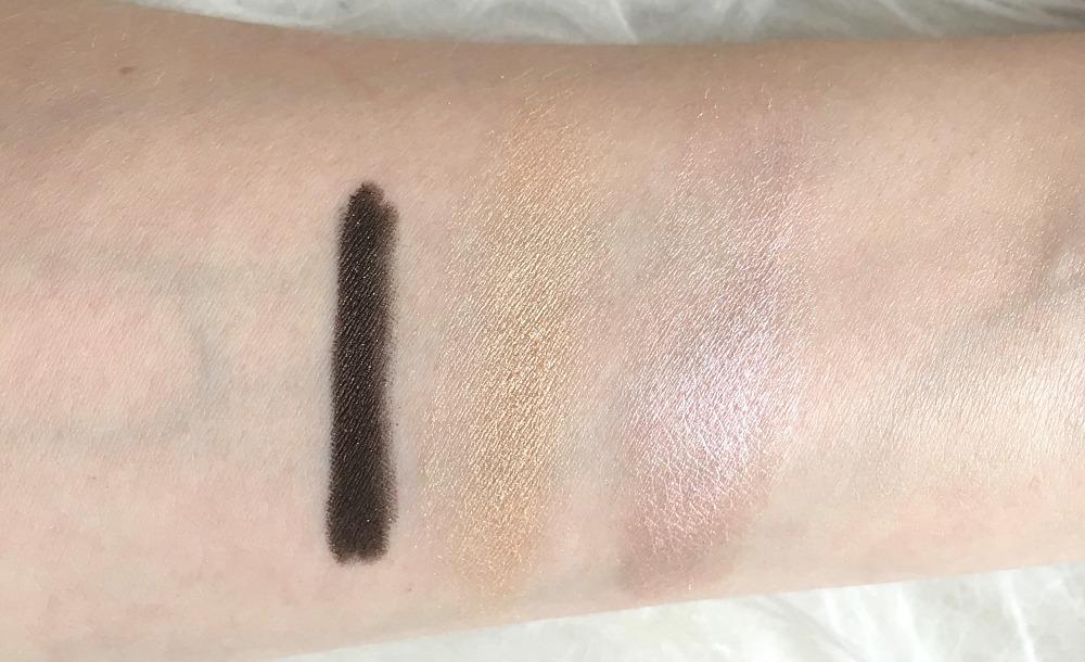 Teeez Cosmetics Swatches Makeup