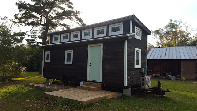Walker tiny house