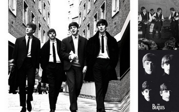 The Beatles posters and prints