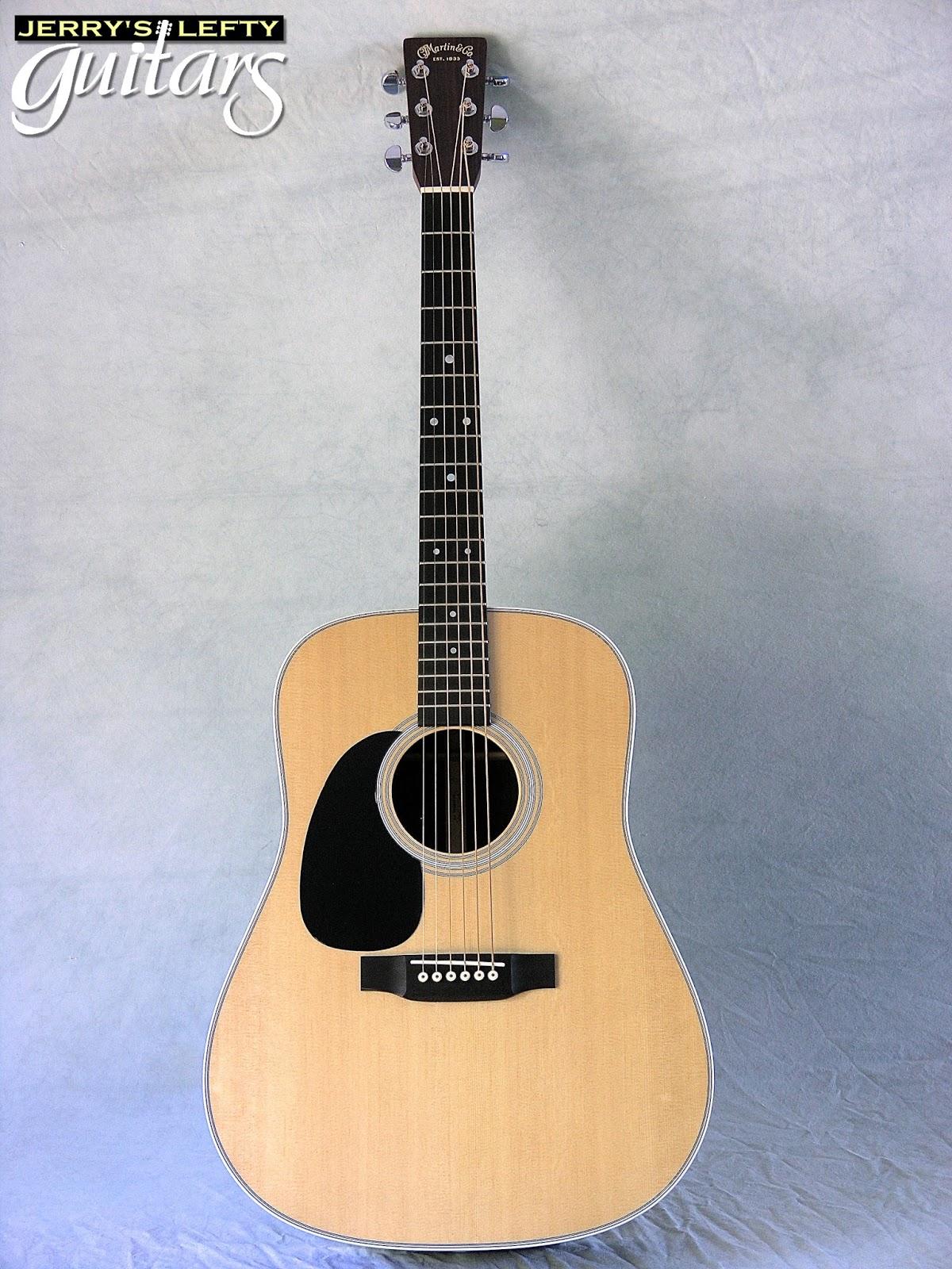 jerry 39 s lefty guitars newest guitar arrivals updated weekly martin d28 used left handed. Black Bedroom Furniture Sets. Home Design Ideas