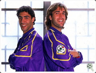 Rui Costa Batistuta Fiorentina