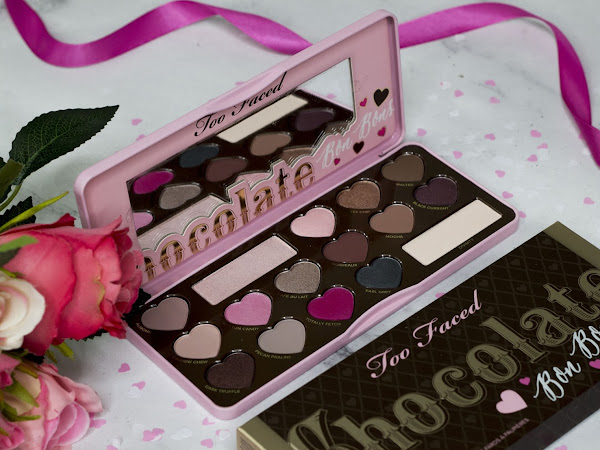 Silvesterlook mit Chocolate Bon Bons Palette von Too Faced